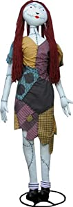 "Neca Nightmare Before Christmas ""Lifesize Sally"" 5' Plush"