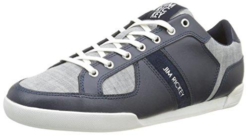 Jim Rickey Asphalt, Sneakers Basse Uomo, blu (blu (navy)), 41 EU