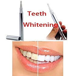 Portable Teeth Whitening Pen-Silvery