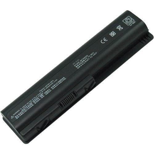 New Laptop Battery Replacement for HP Pavilion DV4-1000 DV4-2000 DV5-1000 DV6-1000 DV6-2000 CQ50 CQ60 CQ70 G50 G60 G60T G61 G70 G71 Series, Fits P/N 484170-001 EV06 KS524AA KS526AA HSTNN-IB72 - 12 Months Bond [Li-ion 6-cell 4400mAh/48WH]
