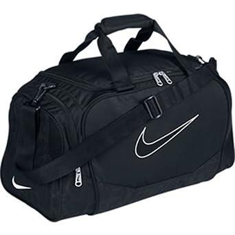 Nike Brasilia 5 Small Duffel Grip (Black/Black/Black)