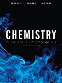 Chemistry: Structure And Dynamics, 5th Edition