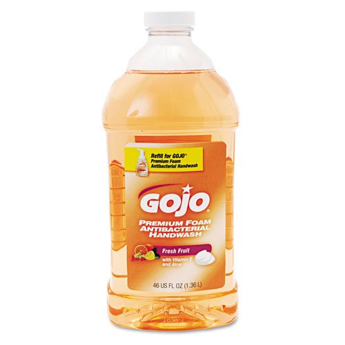 GOJ572002 - Foam Antimicrobial Soap Refill
