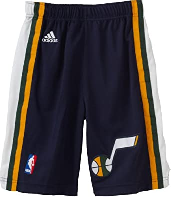 NBA Utah Jazz Swingman Road Short - R28Ewgja Youth by adidas