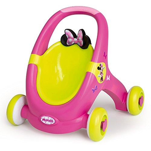 Smoby 160180 - Mini passeggino per bambole di Minnie