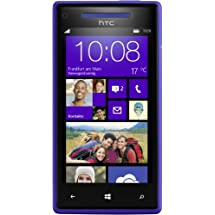 HTC 8x Blue AT&T LOCKED phone