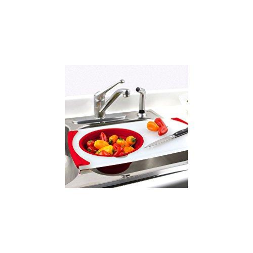 Kitchen Sink Food Scraper Strainer