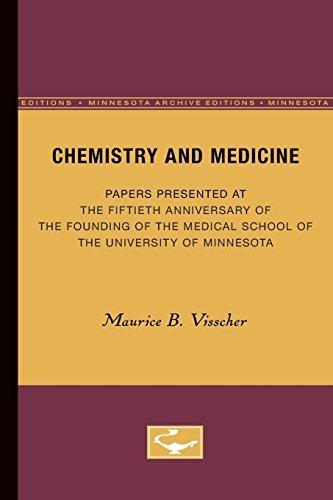 Chemistry and Medicine