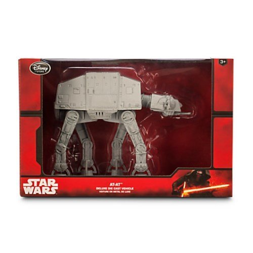 Disney Star Wars AT-AT Die Cast Vehicle - Walk the walk (At At Toy compare prices)