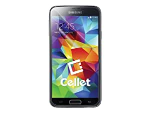 Cellet Super Strong Maximum Protection Screen Protector for Samsung Galaxy S5 - Clear