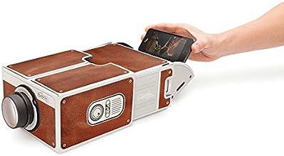 TK Eletronics Smartphone Projector 20 DIY Cardboard Mobile Phone Projector Portable Cinema