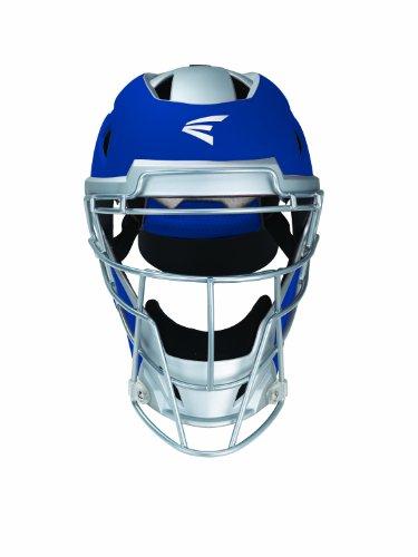 Easton MAKO Catchers Helmet, Royal, Large
