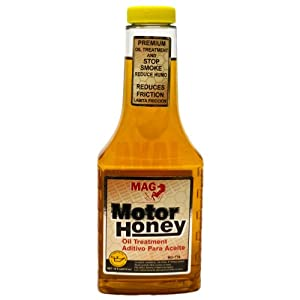 Mag Motor Honey Car Van Petrol Diesel Engine Oil Burning Stop Smoke Treatment Improves