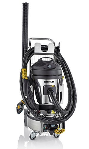 Dupray Carmen Super Inox Steam Cleaner Extractor (Dupray Steamer compare prices)