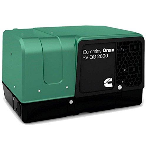 Cummins Onan 2.8Hgjbb-1120 Rv Qg 2800 Watt Gasoline Generator