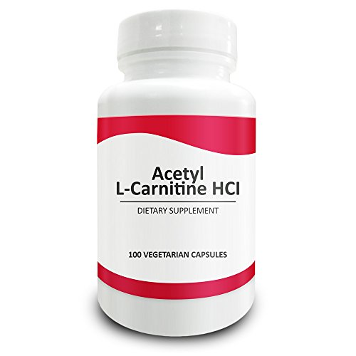 La Science pure acétyl L-Carnitine HCI 525mg -
