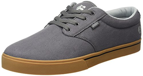 Etnies Men's Jameson 2 ECO Skate Shoe, Grey/Grey, 10 D US