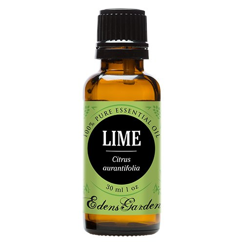 Lime 100% Pure Therapeutic Grade Essential Oil by Edens Garden- 30 ml