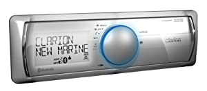 Clarion MP3/WMA Marine Receiver from Clarion Mobile Electronics