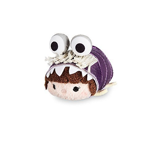 Mini (S) Tsumutsumu Boo (costume) Monsters, Inc. (Disney stuffed TSUMTSUM line goods Pixar) Disney Store US regular goods [parallel import goods] (Disney Monsters Inc Boo compare prices)