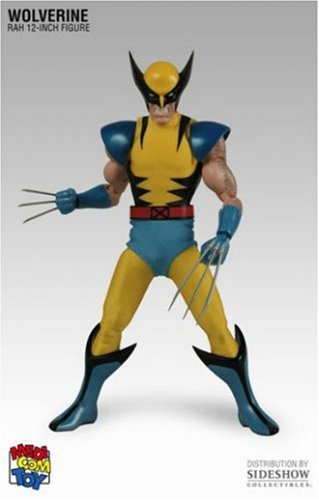 Buy Real Action Heroes Wolverine Action Figure 1/6 Scale