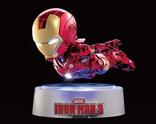 "Beast Kingdom Egg Attack EA-019 Mark III Magnetic Floating Ver. ""Iron Man 3"" Action Figure 2015 SDCC Exlcusive"