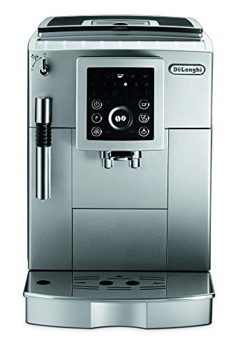 Delonghi ECAM23210SB Super Automatic Coffee Machine, Silver
