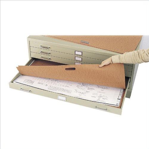 Safco Flat Files Metal Portfolio for 48