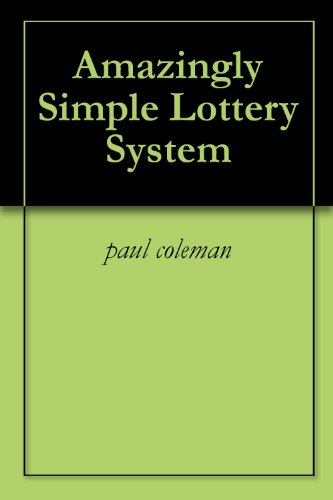 Amazingly Simple Lottery System