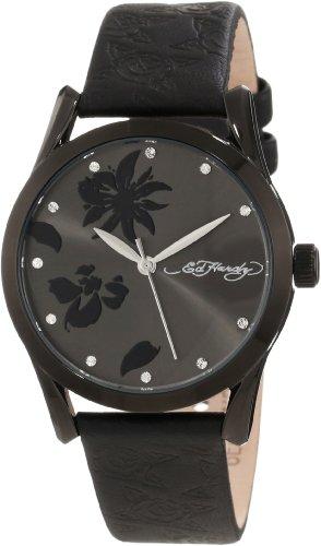 Ed Hardy Women's BS-BK Bliss Black Watch