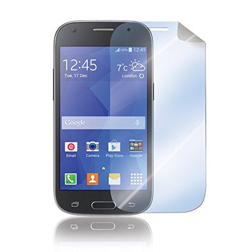Lote de protectores de pantalla Celly de papel de aluminio para Samsung Ga #0187