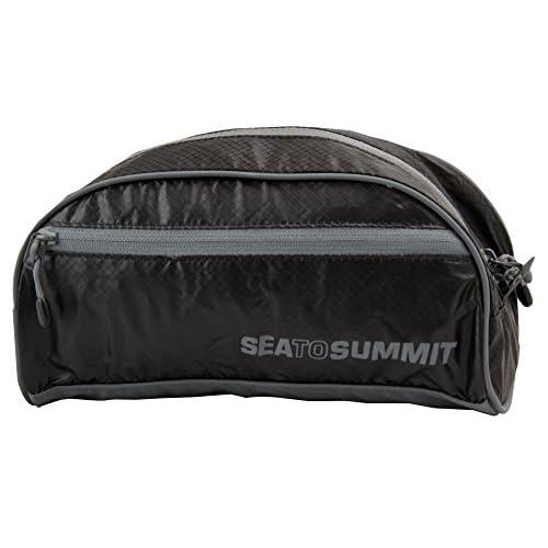 SEA TO SUMMIT(シートゥサミット) トラベリングライト トイレタリーバッグ S ブラック 1700145