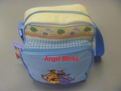 Disnet Winnie the Pooh Mini Diaper Bag- Ble