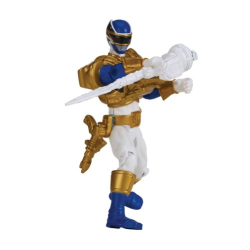 Power Rangers Ultra Blue Ranger Action Figure - 1
