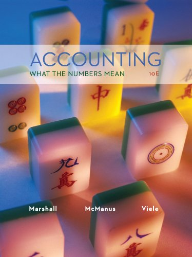 Accounting: What the Numbers Mean   , 10th edition image