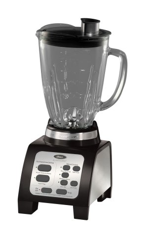 Oster BRLY07 600-Watt Fusion Blender with Food Processor Attachment, Black (Oyster Fusion Blender Parts compare prices)