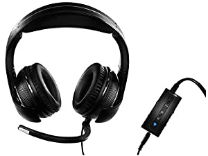 Thrustmaster Y-250CPX Wired Gaming Headset for PC/PS3/PS4/Xbox 360