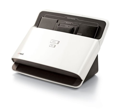 NeatDesk Desktop Scanner and Digital Filing System-