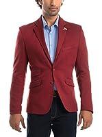ZZ_RNT23 Americana Hombre (Rojo)