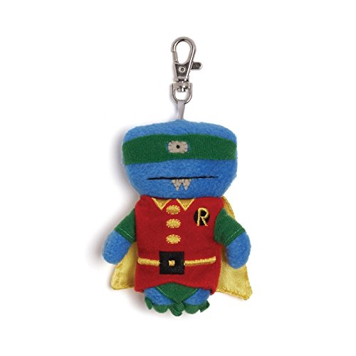 Uglydoll from Gund DC Comics - Wedgehead Robin Clip