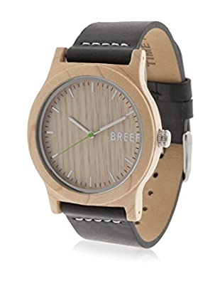 BREEF WATCHES Reloj con movimiento japonés Unisex Maple 40.0 mm