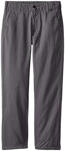 Hurley Big Boys' Corman Pant, Medium Ash, 16 front-963587