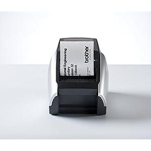 Brother QL 570 - Label printer - B/W - direct thermal - Roll (6.2 cm) - 300 dpi x 600 dpi - up to 68 labels/min - USB (QL570ZU1)