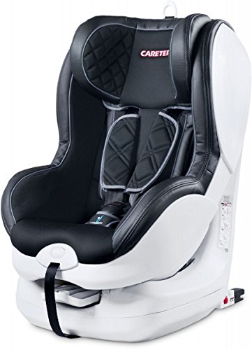preisvergleich und test caretero defender isofix gruppe 1 9 18 kg autositz kindersitz black. Black Bedroom Furniture Sets. Home Design Ideas