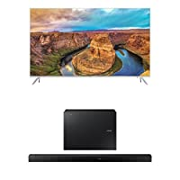 Samsung UN65KS8000 65-Inch TV with HW-K650 Soundbar