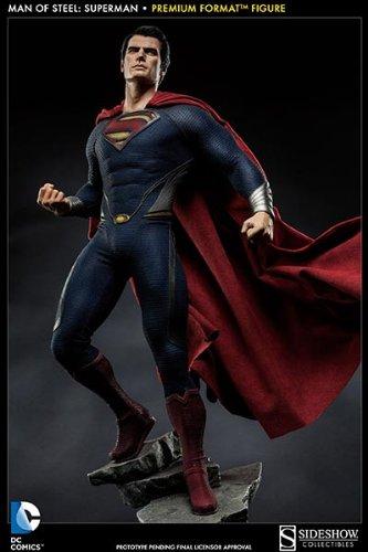 スーパーマン マン・オブ・スティール/ スーパーマン プレミアムフォーマット 1/4 フィギュア