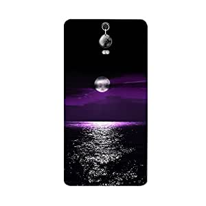 Phone Candy Designer Back Cover with direct 3D sublimation printing for Lenovo VIBE P1