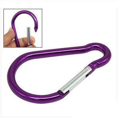 SODIALR-Violet-en-forme-D-mousqueton-en-aluminium-pour-la-randonnee-le-camping