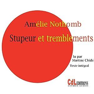 Stupeur et tremblements | Livre audio