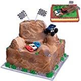 Compare Monster Truck Cake Topper
